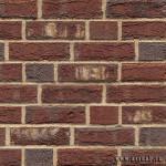 # # Клинкерный кирпич Feldhaus Klinker — 674 краснокоричневый, обоженный с патиной, ручная формовка