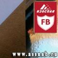 Изоспан FB - отражающая паро-гидроизоляция для саун и бань