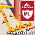 Изоспан ML Proff - односторонняя клейкая лента на ПЭ основе, усиленная сетчатым волокном